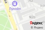 Схема проезда до компании ЭСС в Москве
