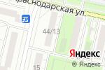 Схема проезда до компании РосгосстрахБанк в Москве