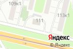Схема проезда до компании Рукоделочки в Москве