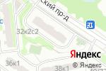 Схема проезда до компании ДЕЗ района Зябликово в Москве
