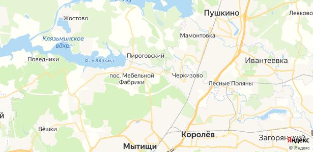 Кардо-лента на карте