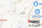 Схема проезда до компании Платежный терминал, Московский кредитный банк в Развилке