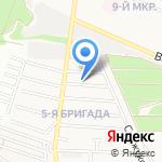FasTracKids на карте Новороссийска