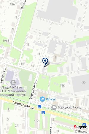 АВАРИЙНО-ДИСПЕТЧЕРСКАЯ СЛУЖБА МУП ВОДОПРОВОДНО-КАНАЛИЗАЦИОННОЕ ПРЕДПРИЯТИЕ ДОМОДЕДОВСКИЙ ВОДОКАНАЛ на карте Домодедово