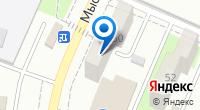 Компания Рояль на карте