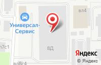 Схема проезда до компании Столичная Градостроительная Компания в Мытищах