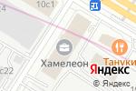 Схема проезда до компании СОУЭЛО в Москве