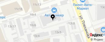 K & M Service на карте Москвы
