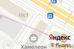 Схема проезда до компании Высокие Бизнес Идеи в Москве