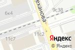 Схема проезда до компании Автостоянка №32 в Москве