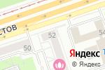Схема проезда до компании Московский метрополитен в Москве