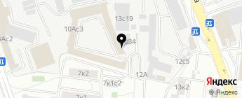 Реномастер на карте Москвы