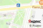 Схема проезда до компании Rak Moskva в Москве