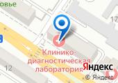 Бюро транспортных и строительных услуг на карте