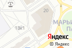 Схема проезда до компании Сим Сити в Москве