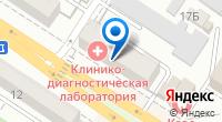 Компания DA на карте