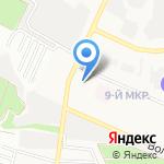 Web-prime на карте Новороссийска