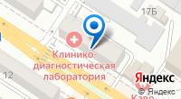 Компания ЮРЭКСПРО на карте