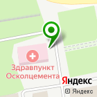 Местоположение компании ПРОМПРОЕКТ