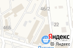 Схема проезда до компании На Развилке в Москве