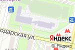 Схема проезда до компании Средняя общеобразовательная школа №393 с дошкольным отделением в Москве
