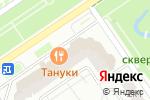 Схема проезда до компании Фокин в Москве