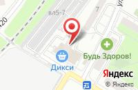 Схема проезда до компании Гелиос в Москве