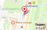 Схема проезда до компании Строймаг в Бабяково