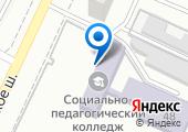 Новороссийский социально-педагогический колледж на карте