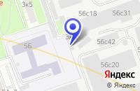 Схема проезда до компании ПТФ РЕС-ИМПОРТ в Москве