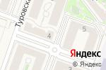 Схема проезда до компании Город-курорт Май в Горках
