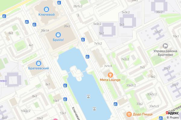 Ремонт телевизоров Улица Паромная на яндекс карте