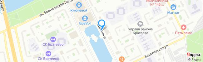 Паромная улица