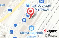 Схема проезда до компании Спецпрофиль в Мытищах