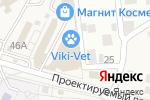 Схема проезда до компании Ателье по ремонту и пошиву одежды на ул. Развилка пос в Москве
