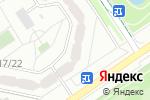 Схема проезда до компании Автосельхозмаш-подшипник в Москве
