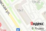 Схема проезда до компании Avto-Fresh в Москве