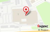 Схема проезда до компании Канц Эксмо в Видном