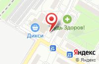 Схема проезда до компании Виват в Москве