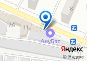 СКВИД-Ново на карте
