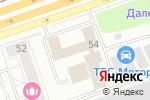 Схема проезда до компании Dveri99 в Москве