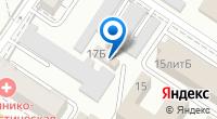 Компания Стройград на карте