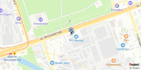 G-Expo на карте Москве