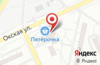 Схема проезда до компании Твой Дом в Москве