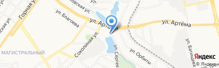 Штрих на карте Донецка