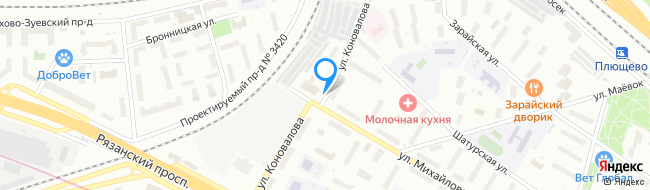 улица Коновалова