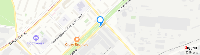 улица Николая Химушина