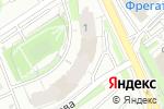 Схема проезда до компании ЮНИСТРИМ в Мытищах
