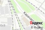 Схема проезда до компании Магазин женской одежды и обуви в Москве
