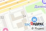 Схема проезда до компании АСТ Групп в Москве